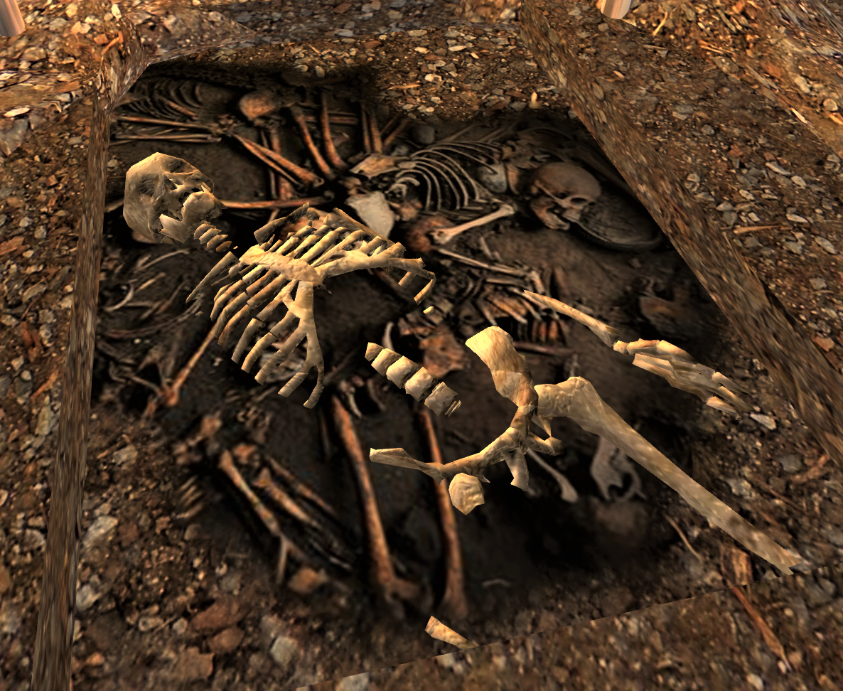 Mass Grave Found Underneath Fonzarelli Docks