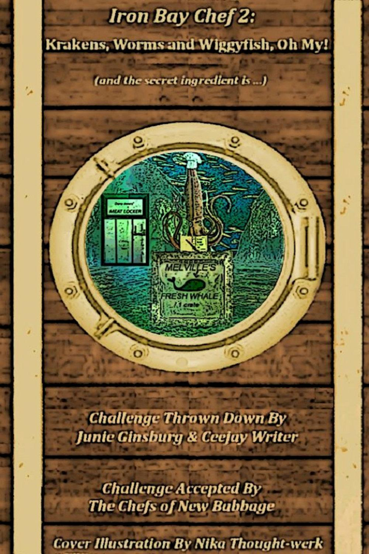 Iron Bay Chef 2 Book Cover