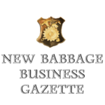 Group logo of New Babbage Business Gazette